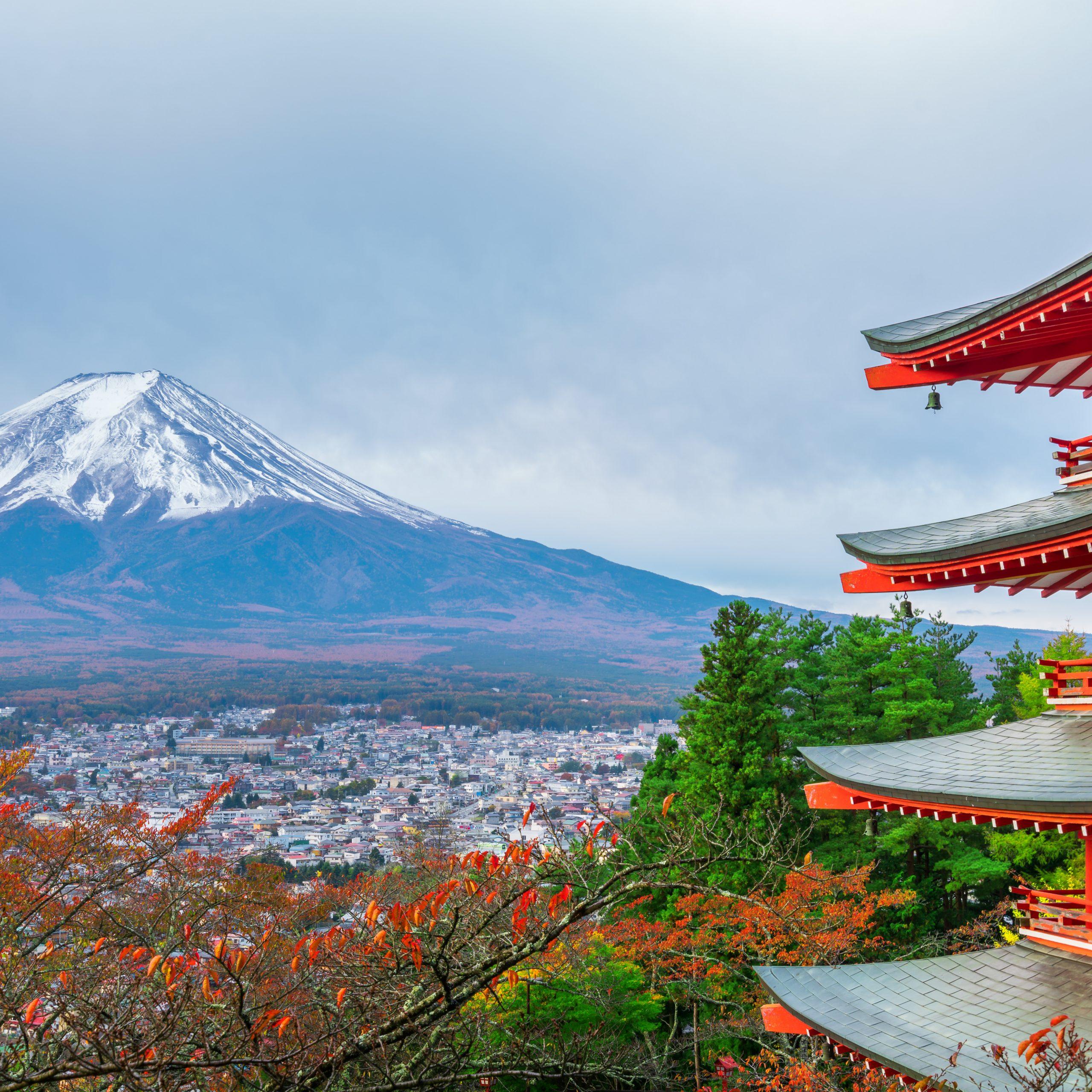 Bigstock Mount Fuji Chureito Pagoda In 167477141 Scaled